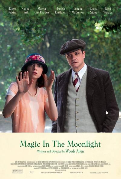 مشاهدة فيلم Magic in the Moonlight مترجم اون لاين