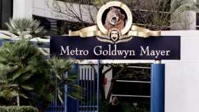 One of the entrances to MGM Studios (now owned by Sony Pictures) in Hollywood