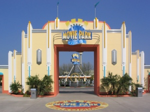 Moviepark-Tor