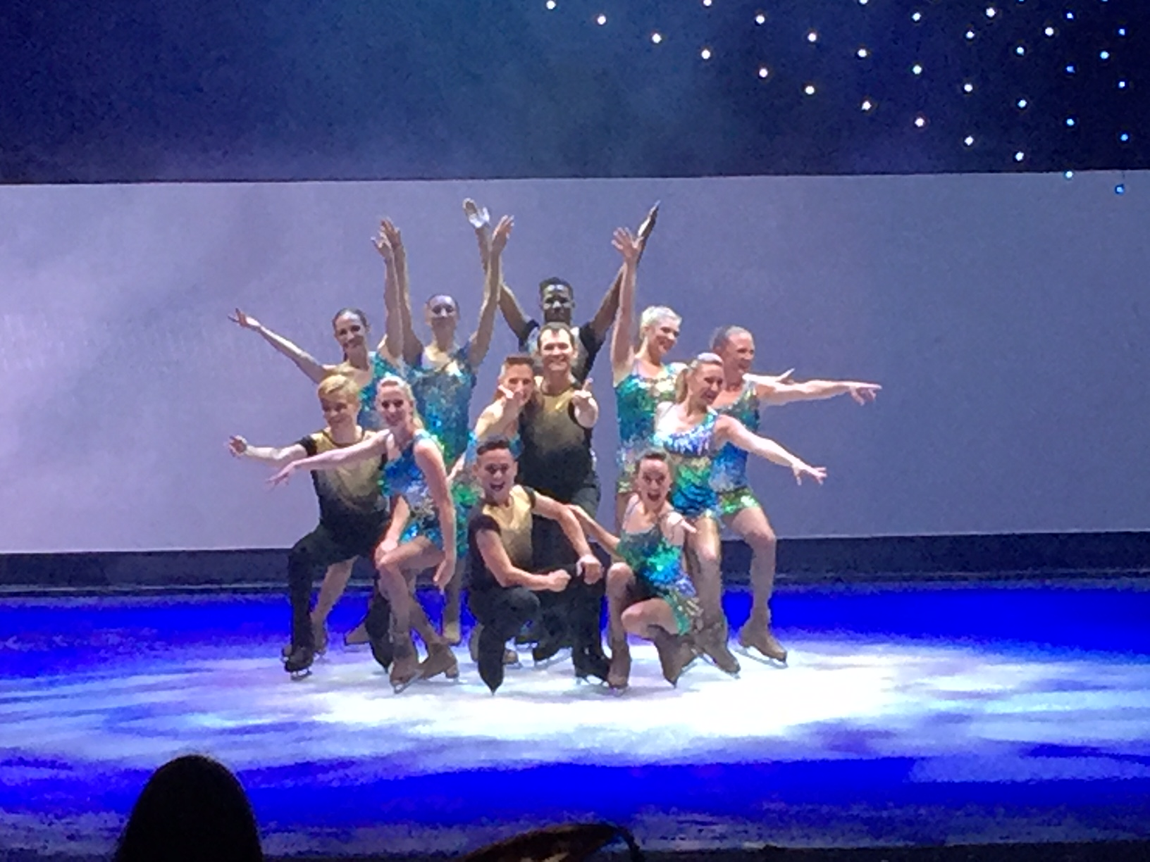 Review Of Turn It Up The Hottest Show On Ice At Busch