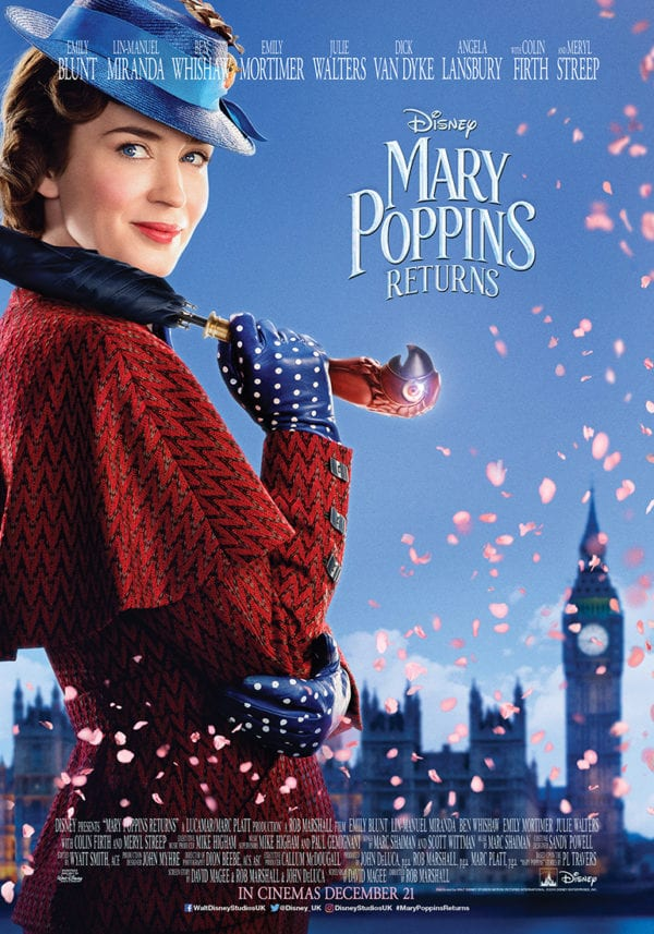 """Mary Poppins Returns"""" full film review 